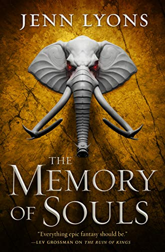 The Memory of Souls (A Chorus of Dragons Book 3) (English Edition)