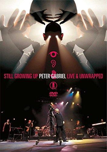 Peter Gabriel - Growing Up Live [2 DVDs]