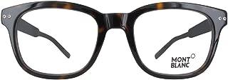 Montblanc Men's Mb0628 52Mm Optical Frames