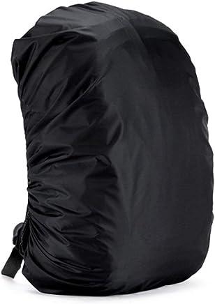 Badhiyadeal Rucksack Rain Cover (Black)