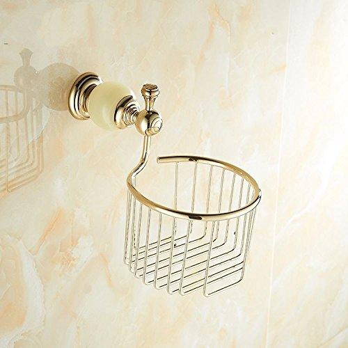XBR jade de style européen du cuivre, du doré, en papier roulé multi - spécification de toilettes