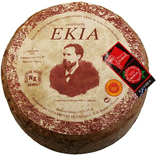 Schafskäse 'Roncal' (PDO) ca. 1 kg - Ekia
