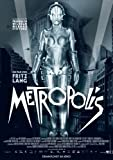 Metropolis Movie Poster 61 cm x 91 cm 61 x 91,4 cm