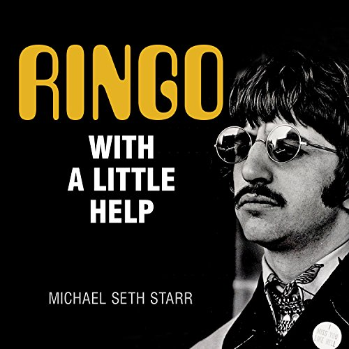 Ringo audiobook cover art