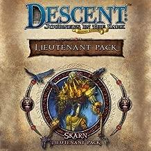 Descent( Journeys in the Dark 2nd Edition Lieutenant Pack( Skarn)[DESCENT][Other]