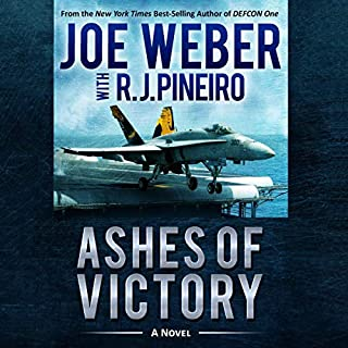 Ashes of Victory audiobook cover art