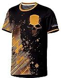 Ghost Recon - Wildlands Esports 26 - Offizielles Herren T-Shirt - Schwarz, S