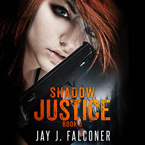 Shadow Justice audiobook cover art