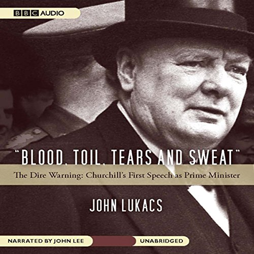 Blood, Toil, Tears, and Sweat copertina