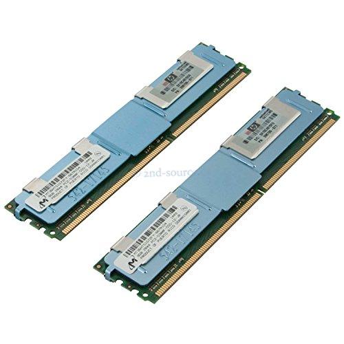 HP Arbeitsspeicher 16GB DDR2 PC2-5300 Reg FB DIMM für Intel