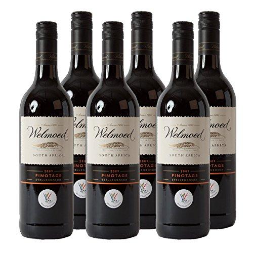 Südafrika Stellenbosch Pinotage - Welmoed Rotwein 2019 trocken (6x 0.75 l)