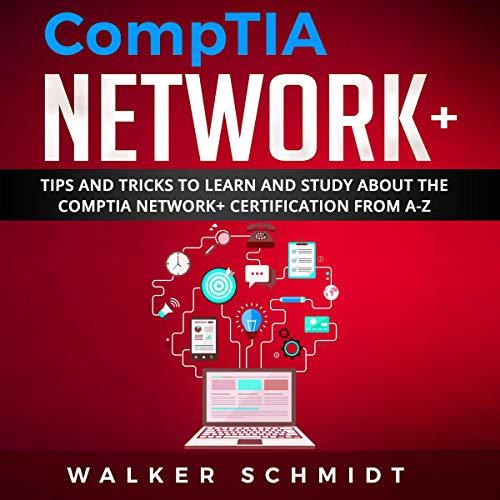 CompTIA Network+ cover art