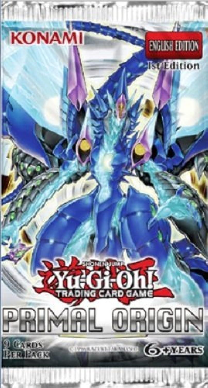 10 x YuGiOh   Primal Origin Boosters  ENGLISH