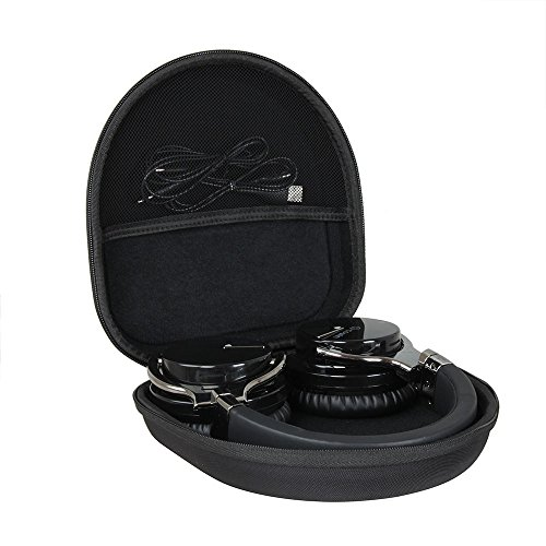 cowin e7 cuffie bluetooth Hermitshell Duro Eva Custodia da Viaggio per COWIN E7 Cuffie Bluetooth 4.0 Headphones Auricolari Over-Ear Wireless