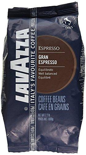 Lavazza Espresso Gran Espresso - 1kg ganze Kaffee-Bohne