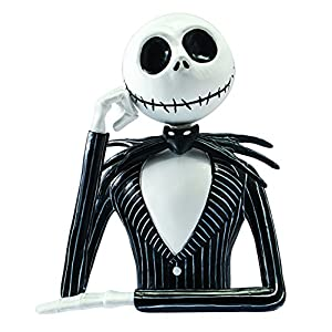 Monogram- Nightmare Before Christmas Pesadilla Antes de Navidad: Busto Hucha Jack Skellington (1118326511) 2