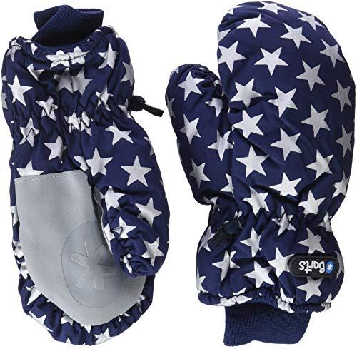 Barts Nylon Mitts Moufles, Bleu (BLUE STARS 0028), 80 (Taille fabricant: 1) Garçon