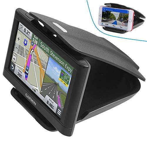APPS2Car Soporte GPS Salpicadero Coche tres
