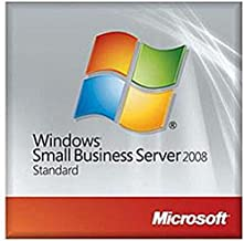 Windows Small Business Server 2008 Standard Edition