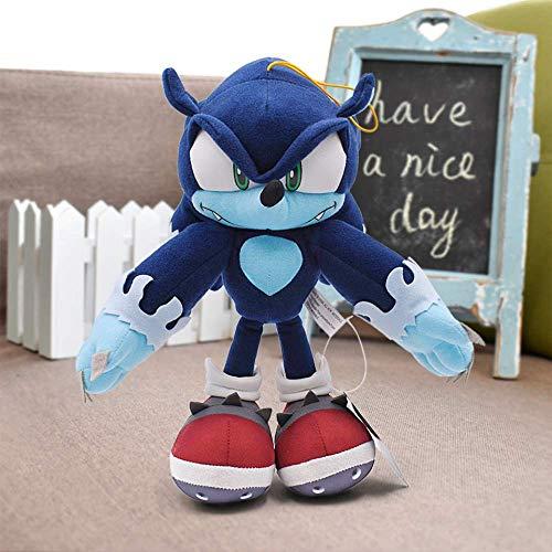 50cm Sonic Knuffels Black Shadow Pluche Knuffels Pop Voor Kinderen Kinderen Geschenken Nieuw 50cm a
