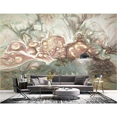 Guyuell 3D Abstrakt Streifen Linie Tapeten Tapeten 3D Infantil Papier Peint Mural 3D Gedruckt Mural Decals Murals-400Cmx280Cm