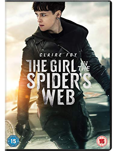 The Girl in the Spider's Web [Reino Unido] [DVD]