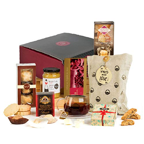 Hay Hampers, Traditionelle Tea Time Wunderkorb zum Muttertag