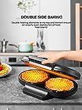 Zoom IMG-2 macchina per waffle a forma