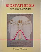 Biostatistics: The Bare Essentials by Geoffrey R. Norman (1993-10-04)