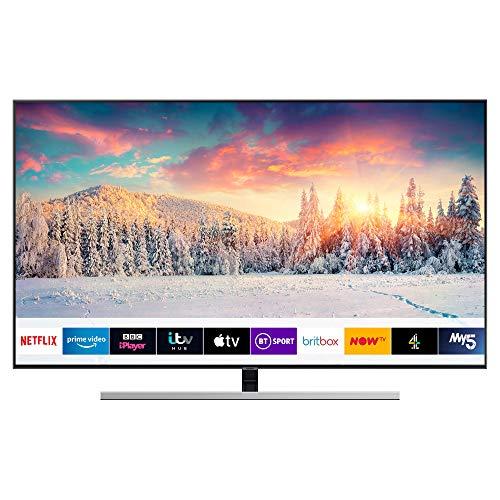 Samsung Q80R 65' Ultra HD 4K HDR 1500 Smart QLED Television (Black)