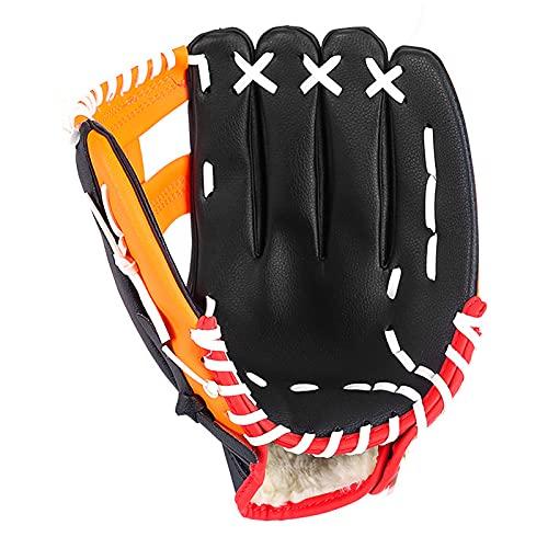 Lixada 野球 グローブ 軟式 軟式野球グロー 10.5インチ / 11.5インチ / 12.5インチ 衝撃吸収 練習用 アウトドアスポーツ
