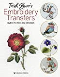 Trish Burr's Embroidery Transfers - Over 70 Iron-on Designs