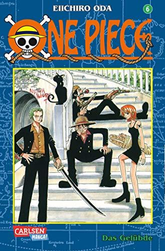 One Piece, Bd. 6, Das Gelübde
