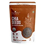 Certified Quality: neuherbs chia seeds are natural and raw chia grains. Packed With Nutrition: Chia is an excellent source of fibers, protein, omega3, vitamins& minerals. Feel Fuller: A duo of fiber and protein that helps in keeping you satisfied all...