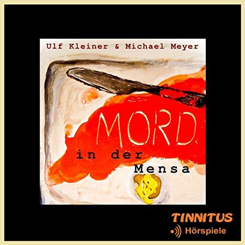 Mord in der Mensa audiobook cover art