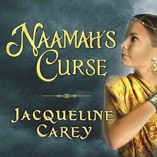Couverture de Naamah's Curse