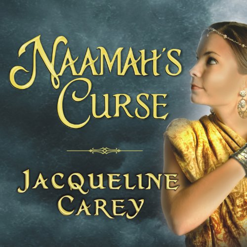 Naamah's Curse audiobook cover art