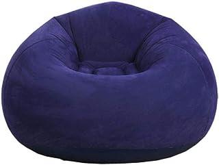 didatecar Bean Bag Chair Sofá Inflable De La Silla del Puff Tumbona Perezosa De Aire De PVC Silla De Juego O Lounge Kit De Reparación
