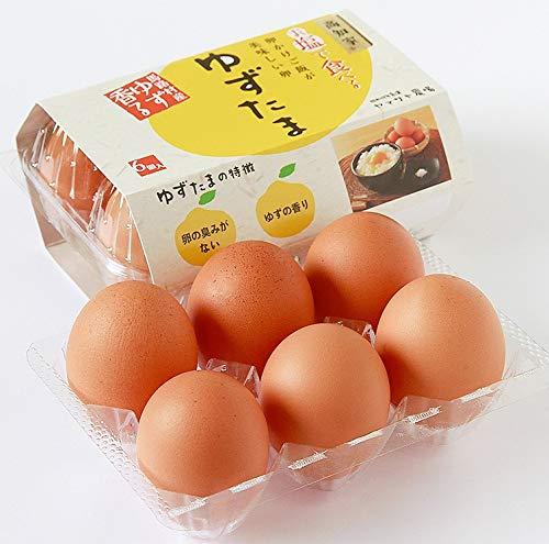 ゆずたま6個入 20パックセット ヤマサキ農場直送 こだわり卵 フード・アクション・ニッポンアワード入賞