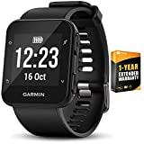 Garmin Forerunner 35 GPS Running & Activity Tracker (010-01689-00) w/Extended Warranty
