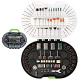 GALAX PRO 276PCS Accesorios Amoladora Eléctrica, Kit de Herramientas Rotativas, Multiusa ...