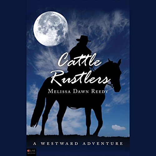 Cattle Rustlers audiobook cover art