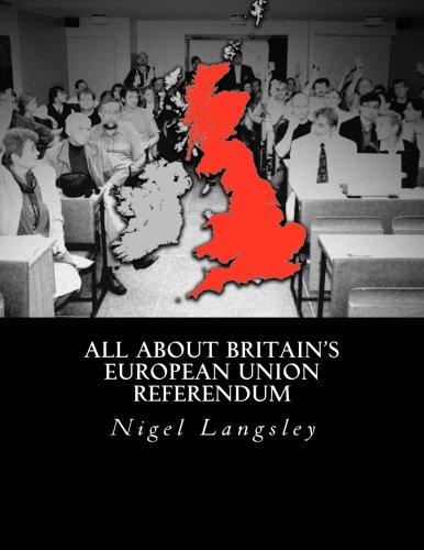 All About Britain's European Union Referendum