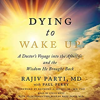 Dying to Wake Up cover art