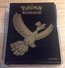 65 Ho-Oh Sleeves / Deck Protectors (for Pokemon Cards) From Shining Legends Elite Trainer Box