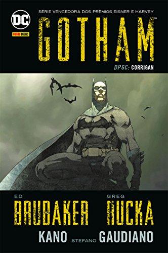 Gotham DPGC: CORRIGAN Vol. 4