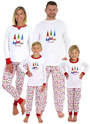 Sleepyheads Sets Familiares Pijamas Navidad Gnomos