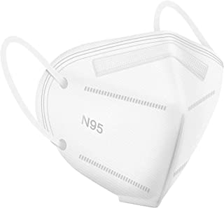 N-95 Mask MAN & WOMAN 5 Layer Washabal And Reusabal 5 Layer Mask 100% Cotton In 2 Layer