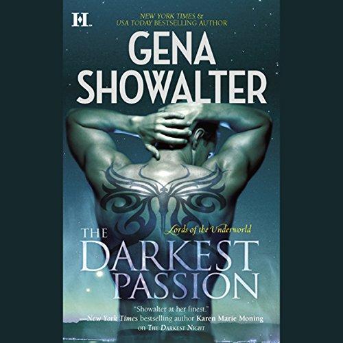 The Darkest Passion audiobook cover art
