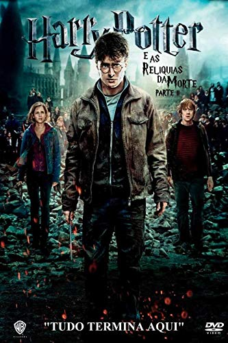 Harry Potter E As Reliquias Da Morte B